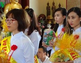 Thái Lan: Kiều bào đón lễ Vu Lan