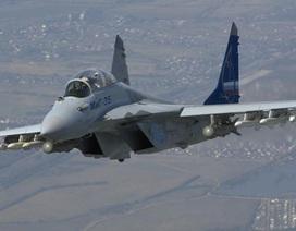 Nga được phép không kích IS trên lãnh thổ Iraq