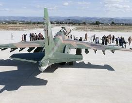 Thăm căn cứ không quân Nga được tên lửa S-300 bảo vệ tại Syria