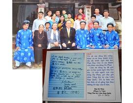 Ông Ban Ki-moon là người gốc Việt?