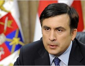 """Gruzia """"tố"""" cựu Tổng thống Mikheil Saakashvili âm mưu đảo chính"""
