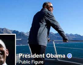 Tổng thống Mỹ lập trang Facebook cá nhân để tương tác với dân