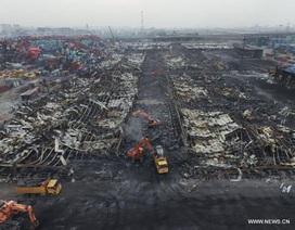 Số người chết trong vụ nổ ở Thiên Tân tăng lên 129