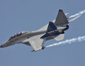 """Mig-35 """"thăng hoa"""" trên bầu trời Nga"""