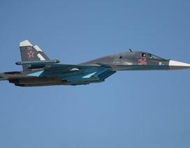 Nga bắt đầu chiến dịch không kích nhằm vào IS tại Syria