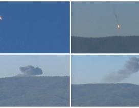 Thổ Nhĩ Kỳ nói chiến đấu cơ Nga vi phạm không phận 17 giây