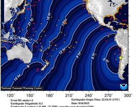 Động đất mạnh tại Chile: Ít nhất 5 người chết, một triệu người sơ tán