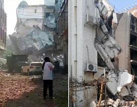 Trung Quốc bắt nghi phạm trong 17 vụ nổ bom liên tiếp