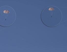 Trực thăng Nga tìm kiếm phi công Su-24 bị bắn rơi