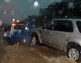 Khẩn trương khắc phục vỡ đập xỉ than, giải quyết hậu quả mưa lũ tại Quảng Ninh