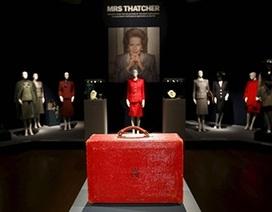 Bán đấu giá bộ sưu tập thời trang của Margaret Thatcher