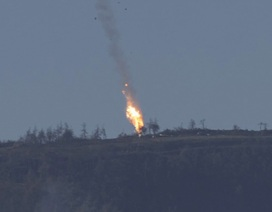 Hy Lạp khẳng định Su-24 của Nga bị bắn trong không phận Syria