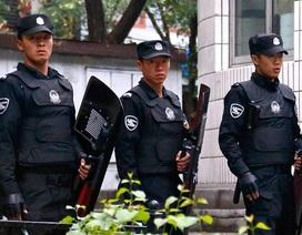 Quan chức an ninh tại Tân Cương thiệt mạng trong cuộc truy quét khủng bố