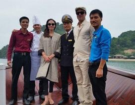 6 lần ghé thăm Việt Nam của cặp đôi minh tinh Angelina Jolie - Brad Pitt