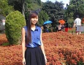 Nữ sinh trường sư phạm nghi bị mất tích