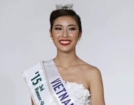 Số đo 3 vòng không mấy hấp dẫn, Thuý Vân giành ngôi Á hậu Quốc tế nhờ đâu?