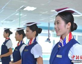 Cận cảnh cuộc sống của nữ sinh trường hàng không