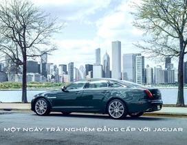 Tận hưởng đẳng cấp sang trọng Anh quốc cùng Jaguar