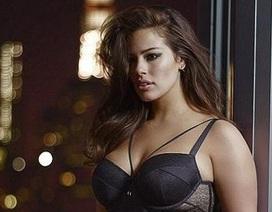 Siêu mẫu béo Ashley Graham chia sẻ cởi mở...