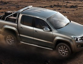 Volkswagen có thể sẽ sản xuất xe bán tải Amarok tại châu Á