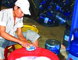 Kinh hoàng công nghệ nước đóng bình