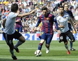 """Valencia - Barcelona: Ai cản nổi """"cỗ máy hủy diệt"""" xứ Catalan"""