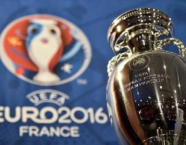 Đại chiến Anh-Nga, Bỉ-Italia ở vòng bảng Euro 2016