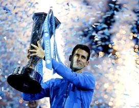Các khoảnh khắc đưa Djokovic thống trị làng banh nỉ thế giới