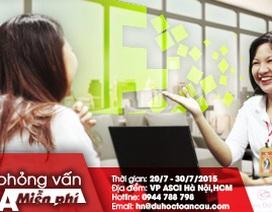 Tuần lễ luyện phỏng vấn visa du học miễn phí