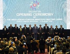 Dấu mốc mới trưởng thành của ASEAN