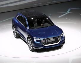 E-tron Quattro concept - Tiền thân của Audi Q6