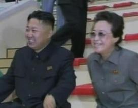 """Người cô quyền lực nhà lãnh đạo Triều Tiên """"biến mất"""""""