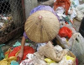 Chuyện đời cụ bà 38 năm mưu sinh bằng nghề nhặt rác