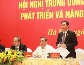 Ban Kinh tế Trung ương đã kiểm tra 30 tỉnh, thành uỷ về phát triển kinh tế tập thể