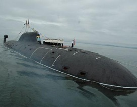"""Báo Mỹ gọi tàu ngầm Nga là """"đứa trẻ tập đi"""" (?)"""