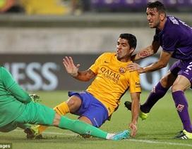 Luis Suarez lập công, Barca vẫn thua trận thứ ba liên tiếp