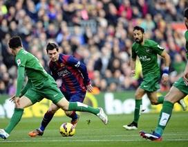 Barcelona giành lại ngôi đầu từ tay Real Madrid?