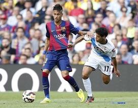 Barcelona và sức ép lớn ở ngôi đầu bảng La Liga