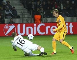 Rakitic lập cú đúp, Barcelona dễ dàng hạ gục Bate Borisov