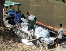 """8,3 tấn đường Thái Lan """"đội lốt"""" Công ty CP mía đường Cần Thơ"""