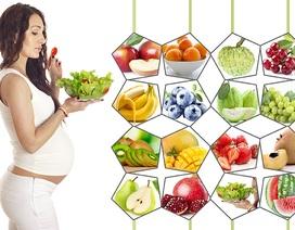 5 dưỡng chất tối quan trọng cho sự phát triển của thai nhi