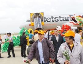 Jetstar Pacific tăng chuyến 12 đường bay dịp Tết Bính Thân 2016