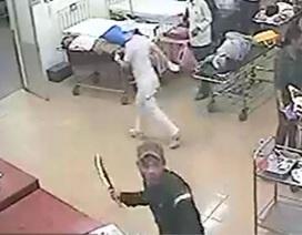 Vụ côn đồ truy sát trong phòng cấp cứu: Nghi phạm bỏ trốn khỏi địa phương