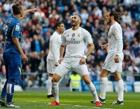 Real Madrid 4-1 Getafe: Bale-Ronaldo-Benzema lập công