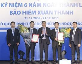Bảo hiểm Xuân Thành bất ngờ thay loạt lãnh đạo