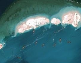 """""""Thành cát"""" của Trung Quốc ở Biển Đông dồn các nước khác lại gần nhau"""