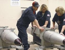 Mỹ lắp đặt bom nguyên tử thế hệ mới tại Đức