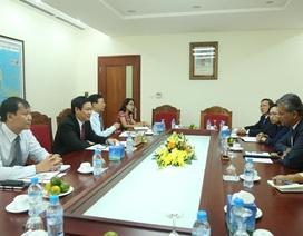Trưởng Ban Kinh tế Trung ương làm việc với Trưởng Đại diện IMF tại Việt Nam và Lào