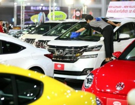 """Thái Lan hạn chế nhập khẩu ô tô """"ngoài luồng"""" bằng cách nào?"""