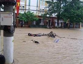 27 người chết, 40 người bị thương vì mưa lũ tại miền Bắc